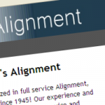 Sponsor - Johnsons Alignment